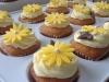 citroenbloem-cupcake