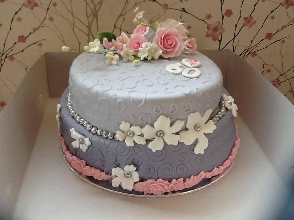 rozen-taart
